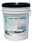 Acrylic Patch Binder