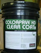 ColorPave HD Clear coat